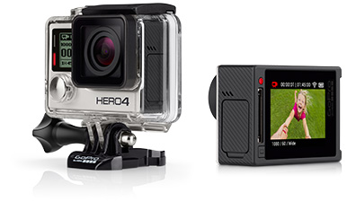 GoPro Hero4 Silver Edition CHDHY-401